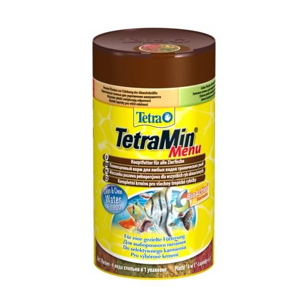tetra Min Menu 250ml Tetra - 1