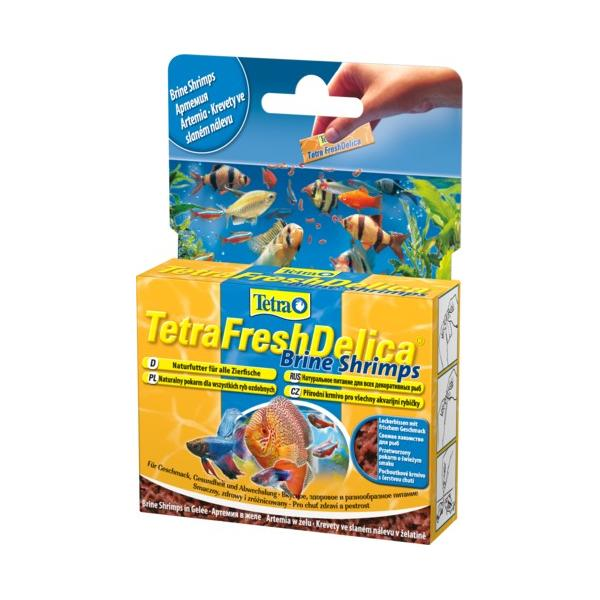 Tetra Fresh Delica Shrimps 48g