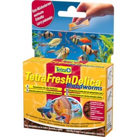 Tetra Fresh delica Bloodwarms 48g