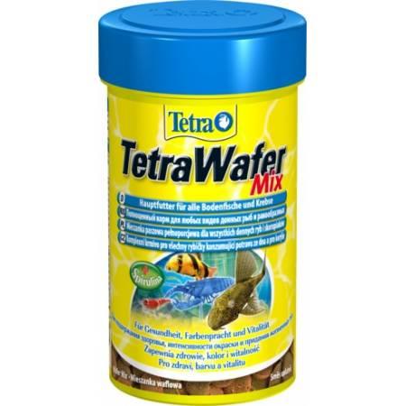 Tetra Wafer MIX 100ml- pokarm mix dla ryb dennych