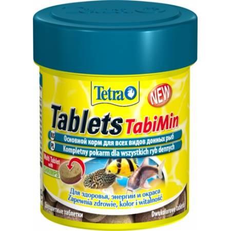Tetra Tablets TabuMin 120 tab.