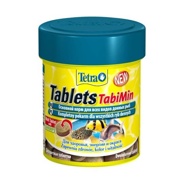 Tetra Tablets TabuMin 120 tab. Tetra - 1