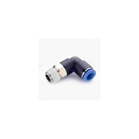 Złączka kolanko 6mm - 1/8 cala