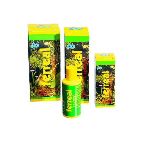 Aqua Medic Ferreal + Spureal 250 ml