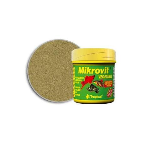 TROPICAL VEGETABLE MIKROVIT 75ML/35G-POK.ROŚLINNY DLA NARYBKU