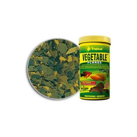 TROPICAL VEGETABLE 150ML/25G-POK.ROŚLINNY DLA RYB