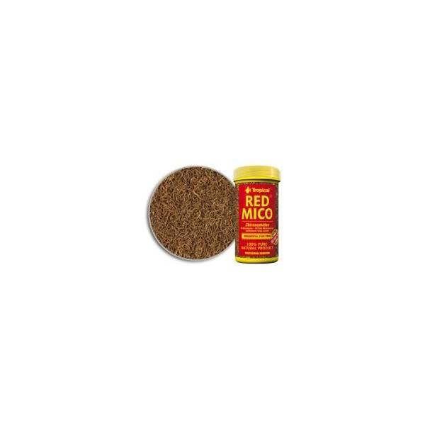 TROPICAL RED MICO 150ML/8G NAT.POK.DLA MNIEJSZYCH RYB AKWAR. Tropical - 1