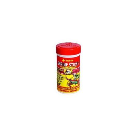 Tropical - Shrimps Sticks 100ml - Pokarm dla krewetek i skorupiaków