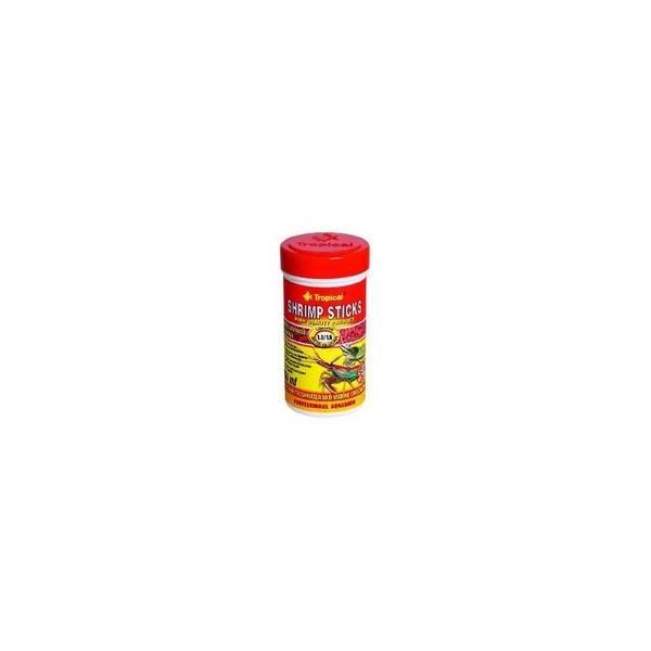 Tropical - Shrimps Sticks 100ml - Pokarm dla krewetek i skorupiaków Tropical - 1