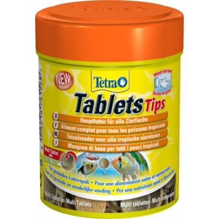 Tetra Tips 165 tab.