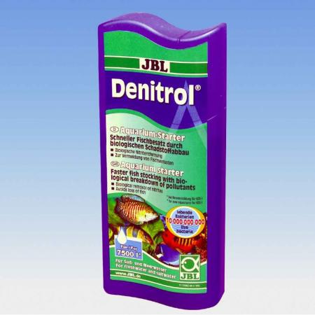 JBL Denitrol 250ml - Preparat startowy do akwarium