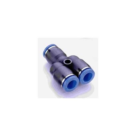 Aquario Złączka trójnik 6mm Y