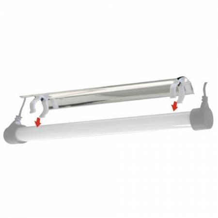 AquaEl Odbłyśnik do świetlówek T8 57,5 cm