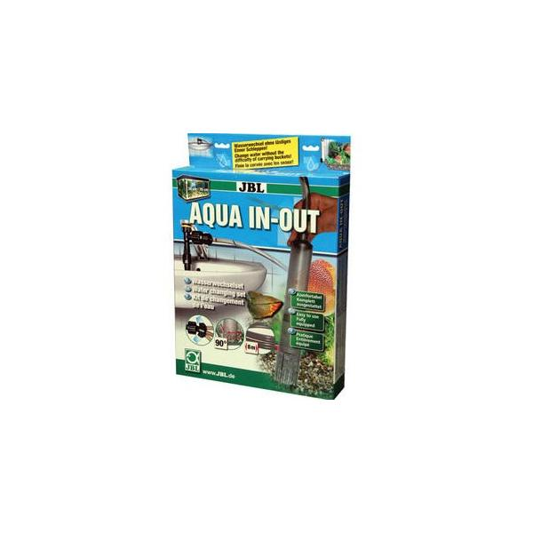 JBL Aqua In-Out System do podmiany wody - sam zasysa, sam napełnia