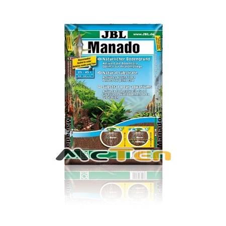 JBL Manado 3L - Naturalne podłoże dla roślin