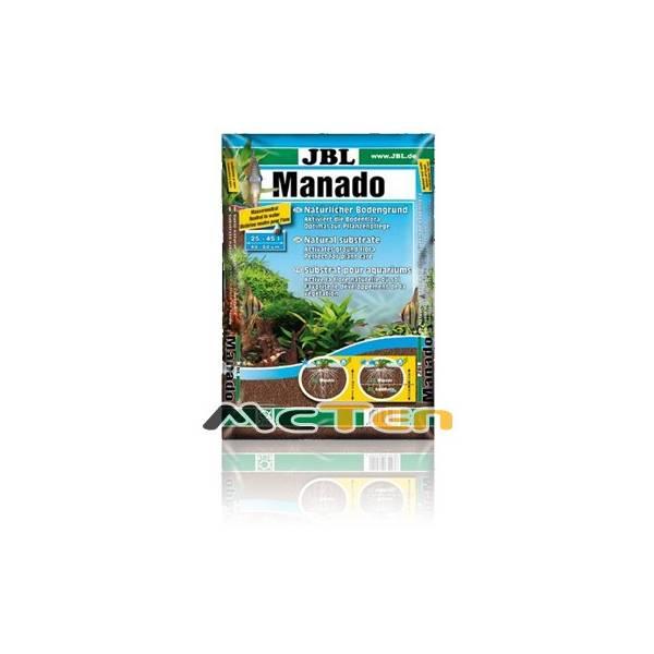 JBL Manado 25l naturalne podłoże dla roślin JBL - 1