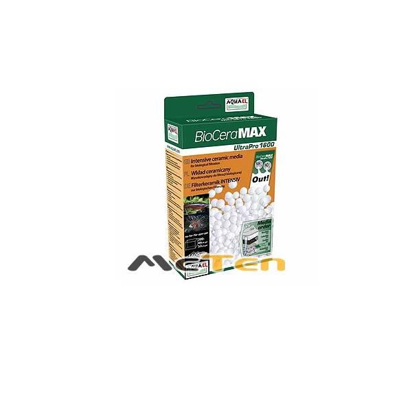 AQUAEL Wkład BIOCERAMAX ULTRA PRO 1600 m2 /1l do filtracji biologicznej Aquael - 1