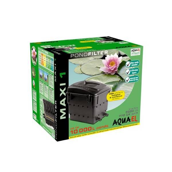 AquaEl Filtr do stawu MAXI 1 10 000l Aquael - 1