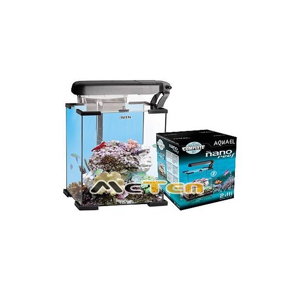 Aquael Nano Reef Aquarium Set 30 (30l - 30x30x35cm) Aquael - 1