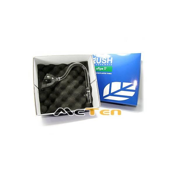 Gush oPipe 17 - Szklany wylot z filtra do akwarium Gush - 1