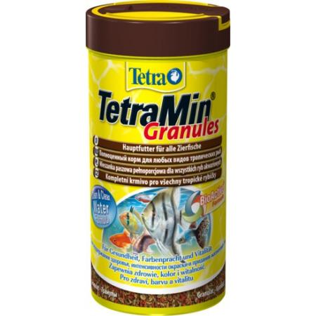 Tetra Min Granules 250g saszetka