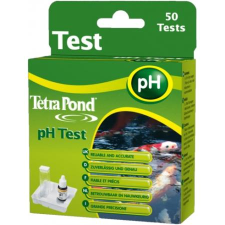 Tetra Pond pH Test 10ml