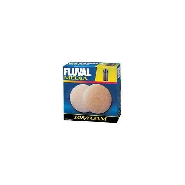 WKŁAD DO FILTRA FLUVAL 103 - G¡BKA Fluval - 1