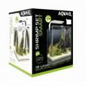 Aquael shrimp Set Smart 30 litrów - biały