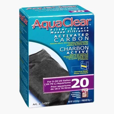 Hagen Aqua Clear Mini 20 - Węgiel
