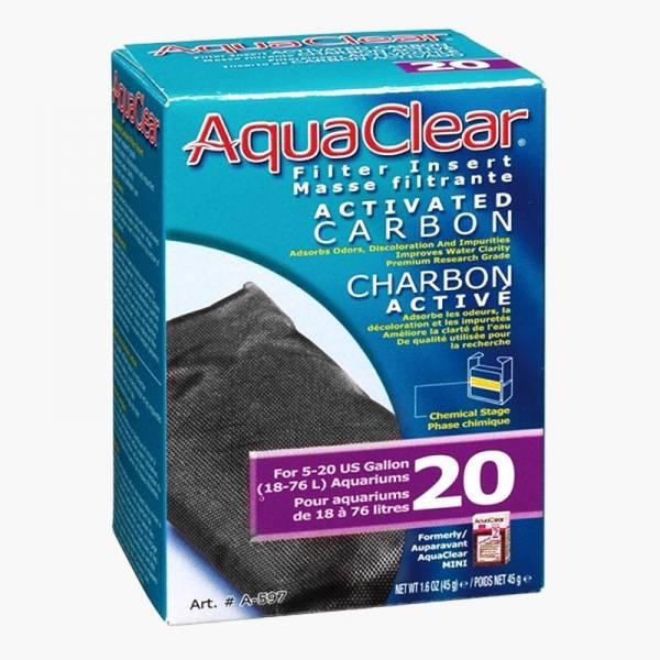 Hagen Aqua Clear Mini 20 - Węgiel Aqua Clear - 1