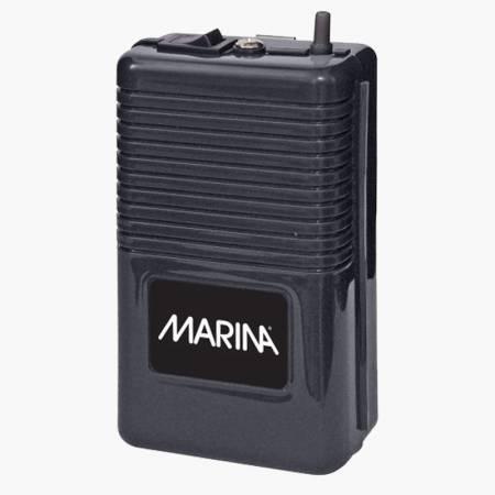 Marina pompka do napowietrzania akwariów - na baterie