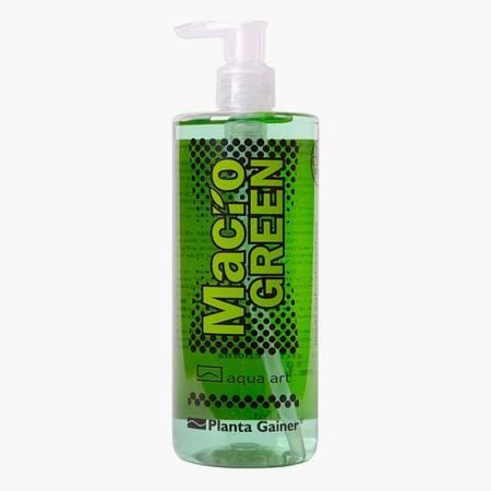 Aqua Art Macro Green