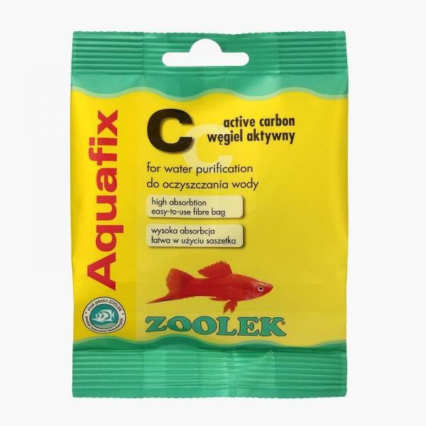 Zoolek Aquafix C węgiel aktywowany do oczyszczania wody 20g