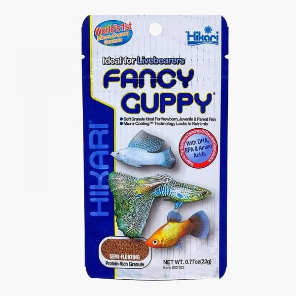 Hikari Fancy Guppy Hikari - 1