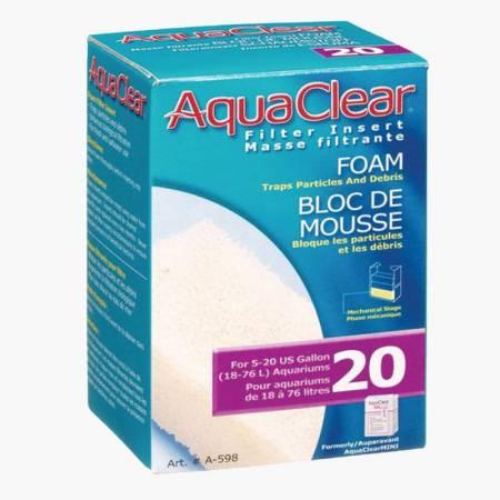 Hagen Aqua Clear Mini 20 - Gąbka