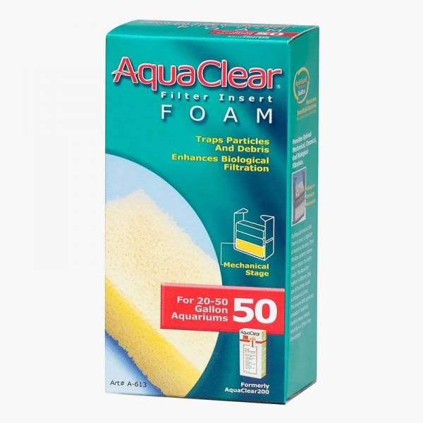 Hagen Aqua Clear 50 - Gąbka Aqua Clear - 1