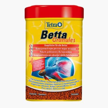 Tetra Betta Granules Pokarm dla bojowników 5g