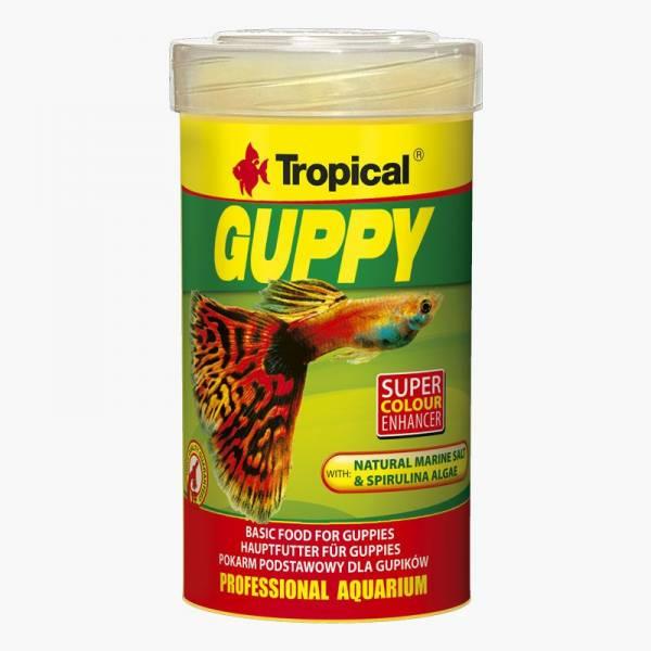 Tropical Guppy 100ml/20g Tropical - 1