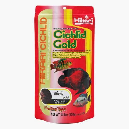 Hikari Cichlid Gold Mini
