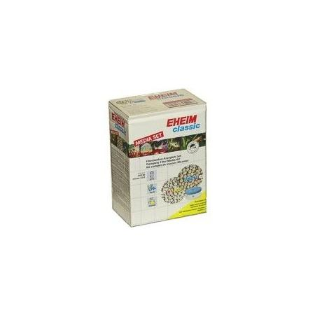 Eheim 2215 Media Set - zestaw wkładów filtracyjnych