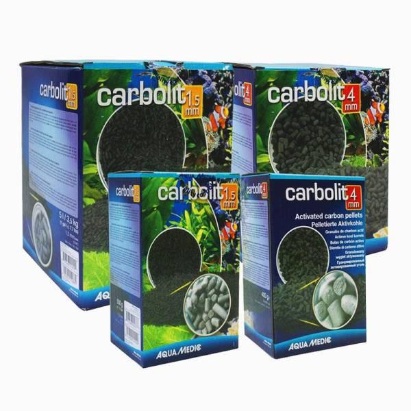 Aqua Medic Carbolit 4mm 1,25l -400g - Węgiel Aktywowany Aqua Medic - 1