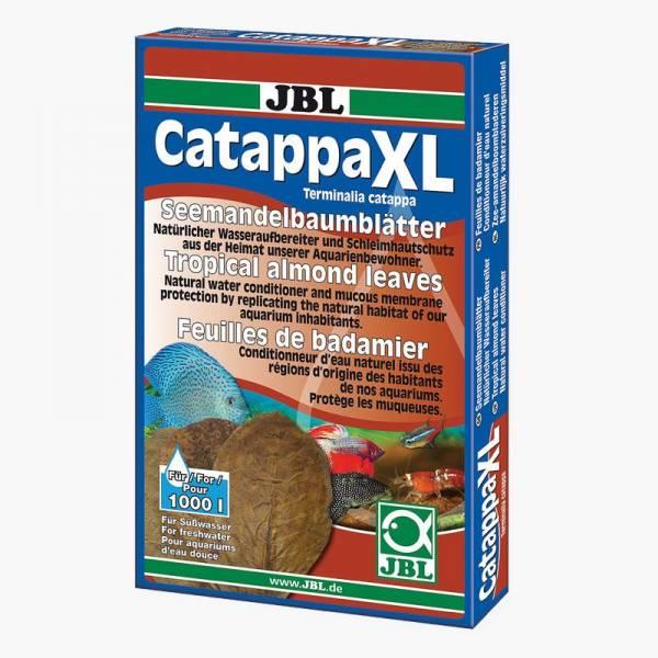 JBL CatappaXL+ - liście migdałeczniów