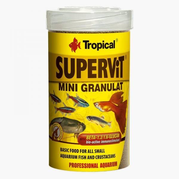 Tropical Supervit Mini Granulat 100ml Tropical - 1
