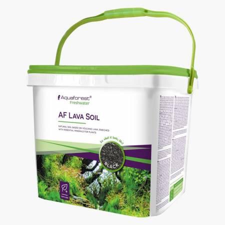 Aquaforest AF Lava Soil Black