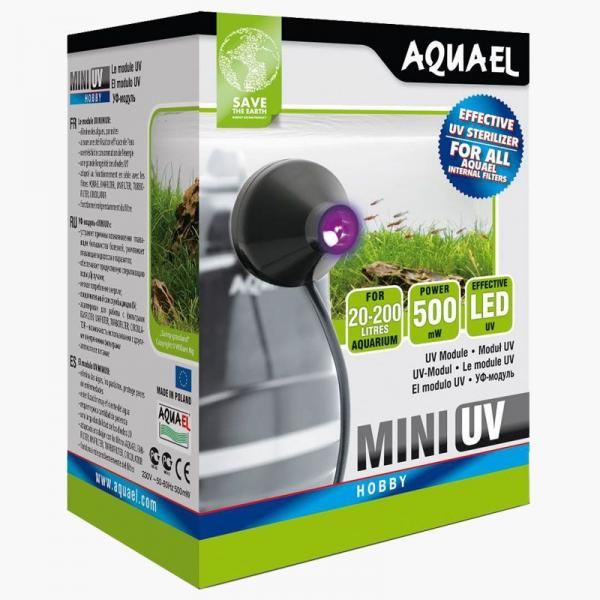 Aquael Sterylizator MINI UV Aquael - 1