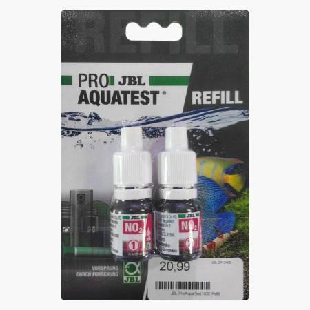 JBL ProAquaTest NO2 Refill - Uzupełnienie