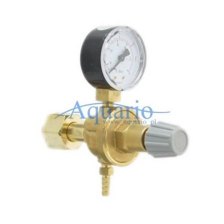 Aquario Reduktor CO2 MINI z jednym manometrem