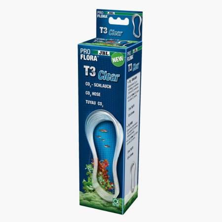 JBL ProFlora T3 Wąż CO2 4/6 Clear