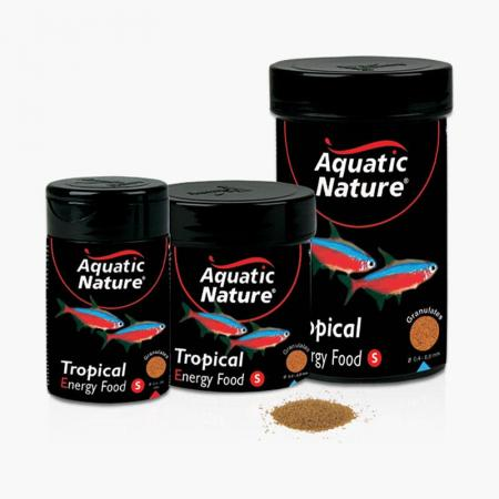 Aquatic Nature Tropical Energy Food S