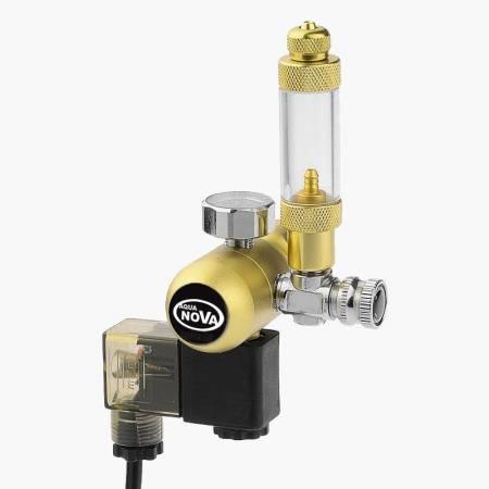 Aqua Nova Reduktor CO2 z elektrozaworem